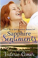 Sapphire Sentiments: a second chances geocaching romance (Pot of Gold Geocaching Romance Book 2) Kindle Edition
