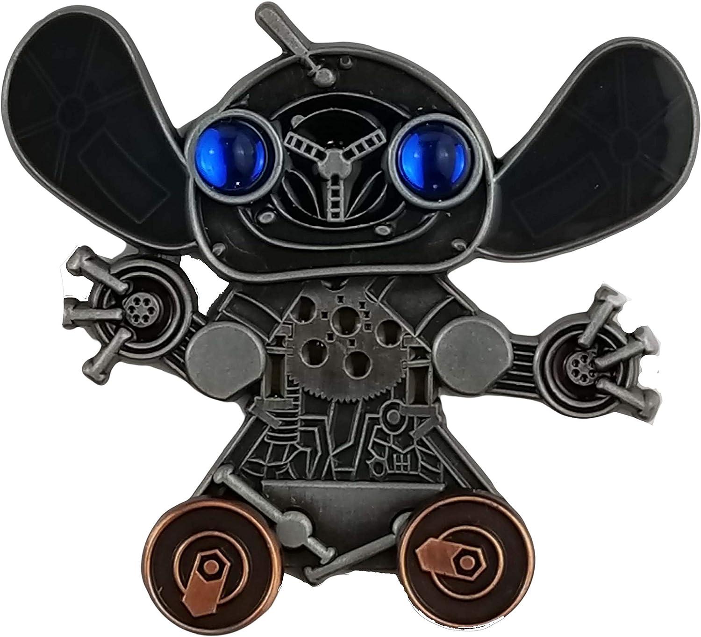 Pin 71357 Stitch Disney Pin Mechanical Characters