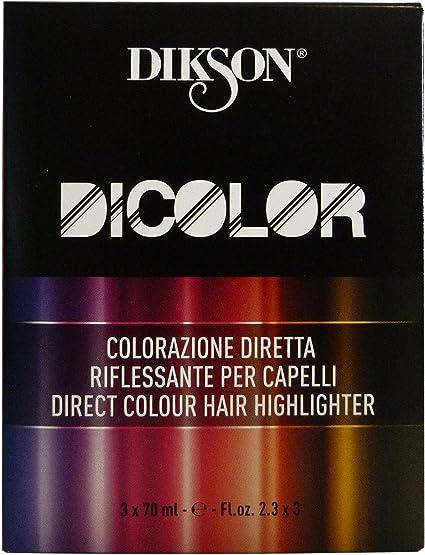 Dikson Dicolor 5 05 Chocolate Tinte Capilar - 210 ml: Amazon ...