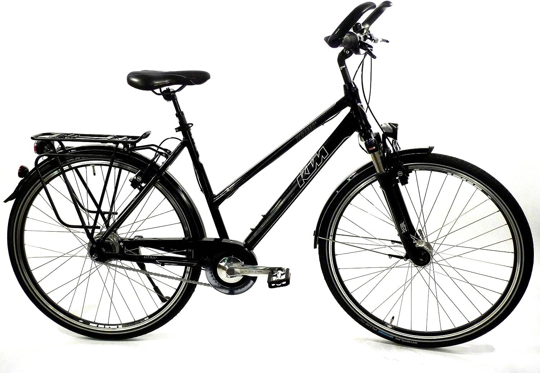 KTM 792319211 - Bicicleta de paseo (8 velocidades, 28