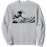 La gran ola de Kanagawa Sudadera