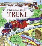 Treni. Libri animati