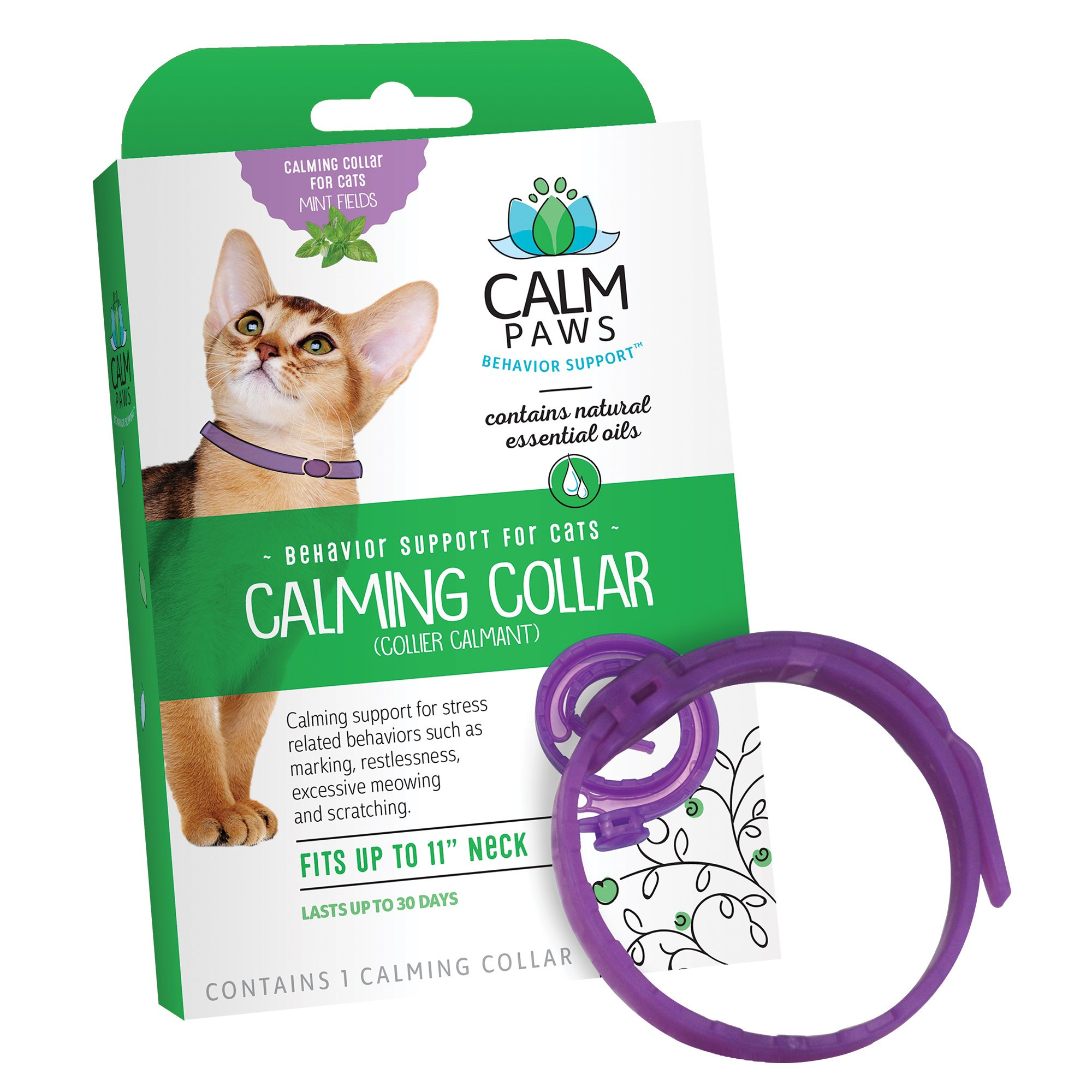 Calm Paws Calming Collar Cat by Calm Paws
