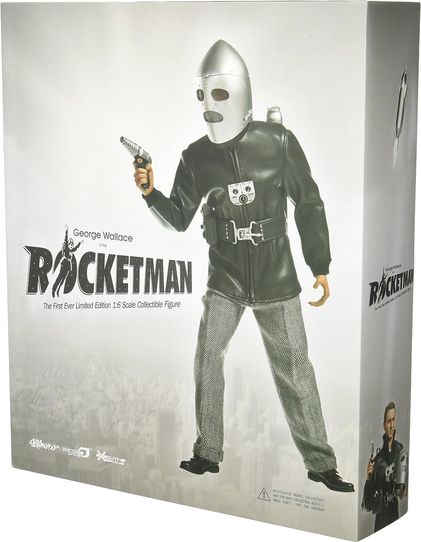 Rocketman 1:6 Scale Action Figure by GoHero: Amazon.es: Juguetes y juegos