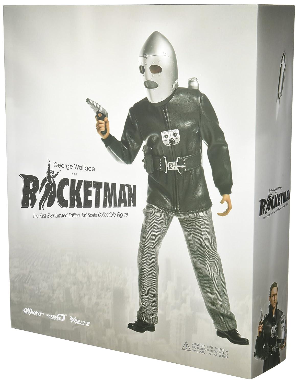 en stock Rocketman 1 6 Scale Action Figure Figure Figure by GoHero  los nuevos estilos calientes