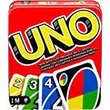 UNO: Family Card Game, with 112 Cards in a...