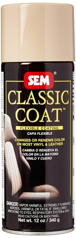 SEM 17403 Lite Cashmere Classic Coat - 12 oz.