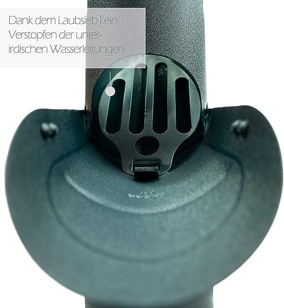 Prefa anthrazit mit M10 Gewindeanschluss Alu Schraubrohrschelle zur Befestigung von Fallrohren am Geb/äude 3er Set Fallrohrschelle 100 mm in Aluminium P10 /ähnlich RAL 7016