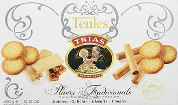 Trias Teules Caja de Galletas - 400 g