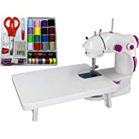 Sew Mighty, The Original Portable Sewing Machines – Perfect for Beginners, Travel, Quick Repairs & Small Projects – Dual…
