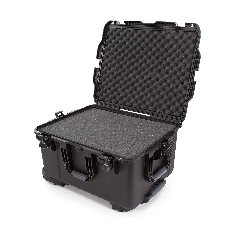 Nanuk 960 Black キューブスポンジ付き B00JR6M4BQ