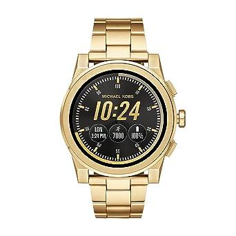 97cdb1b325b6 Amazon.com  Michael Kors Access MKT5026 Mens Grayson Smartwatch  Watches