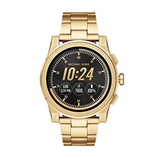 1156328c5679 Michael Kors Access MKT5026 Mens Grayson Smartwatch  Amazon.co.uk  Watches