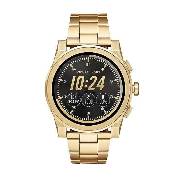 07189ee49faa Michael Kors Access MKT5026 Reloj de Hombres  Amazon.es  Relojes