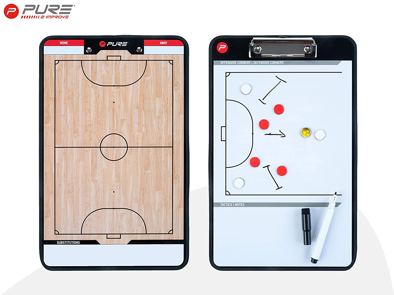 pure2i mprove Tabla de Entrenamiento Indoor Soccer, wei & szlig ...
