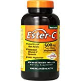 American Health Ester-C 500 mg with Citrus Bioflavonoids, 450 Count Tablets