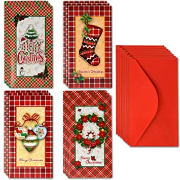 christmas money envelopes