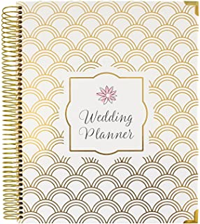 Bloom Daily Planners Undated Wedding Planner