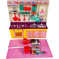 Toyshine Kitchen Set Cooking Toy with, Accessories