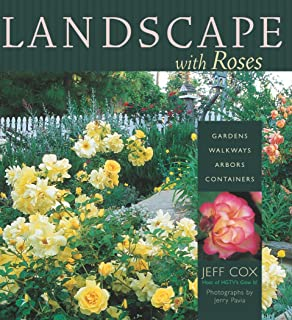 landscape with roses gardens walkways arbors containers - Pictures Of Rose Gardens
