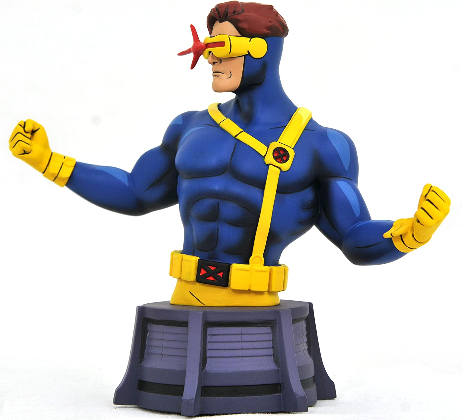 Cyclops Resin Mini-Bust DIAMOND SELECT TOYS Marvel Animated X-Men