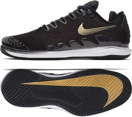 Nike Nikecourt Air Zoom Vapor X Knit, Chaussures de Tennis