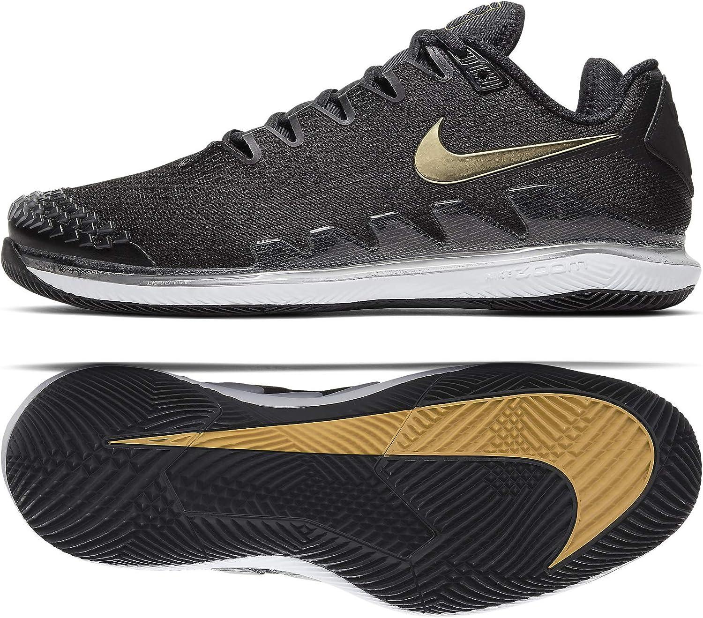 Nike Nikecourt Air Zoom Vapor X Knit, Scarpe da Tennis da