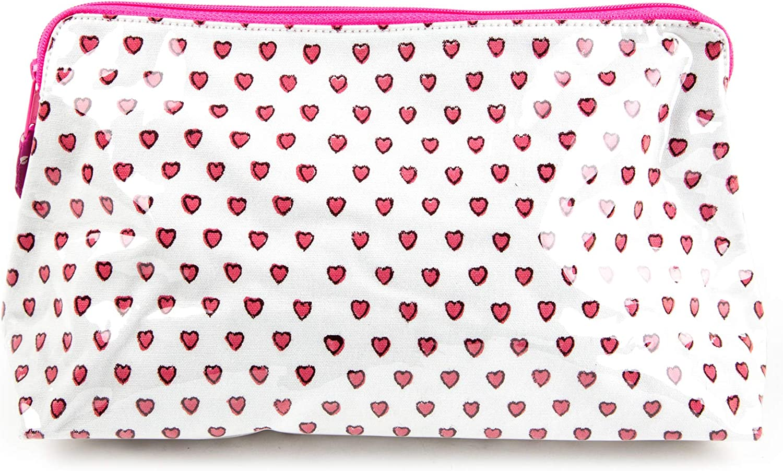 Roberta Roller Rabbit Women's Hearts Make-Up Bag