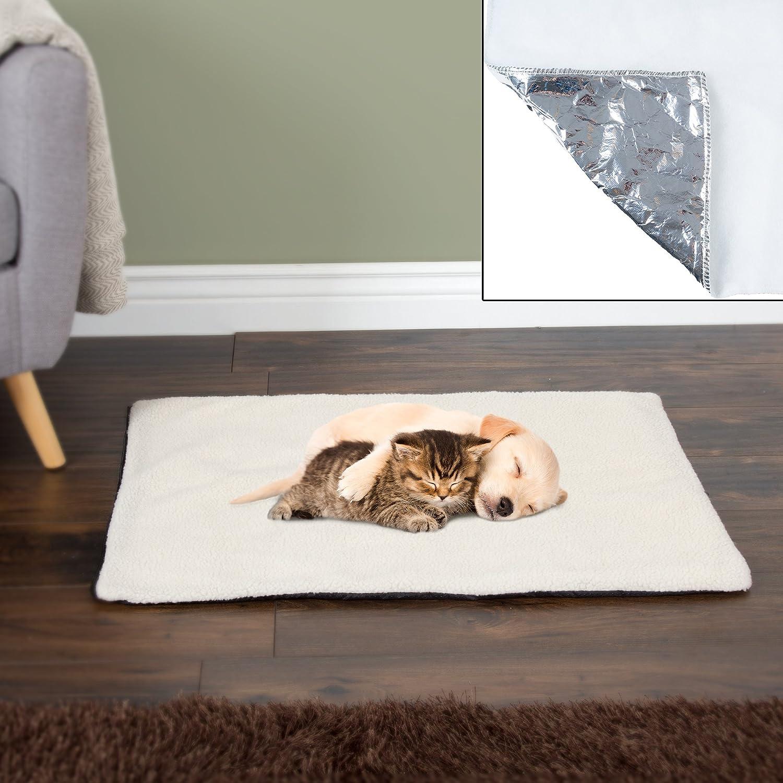 PETMAKER Self Warming Thermal Pet Crate Pad