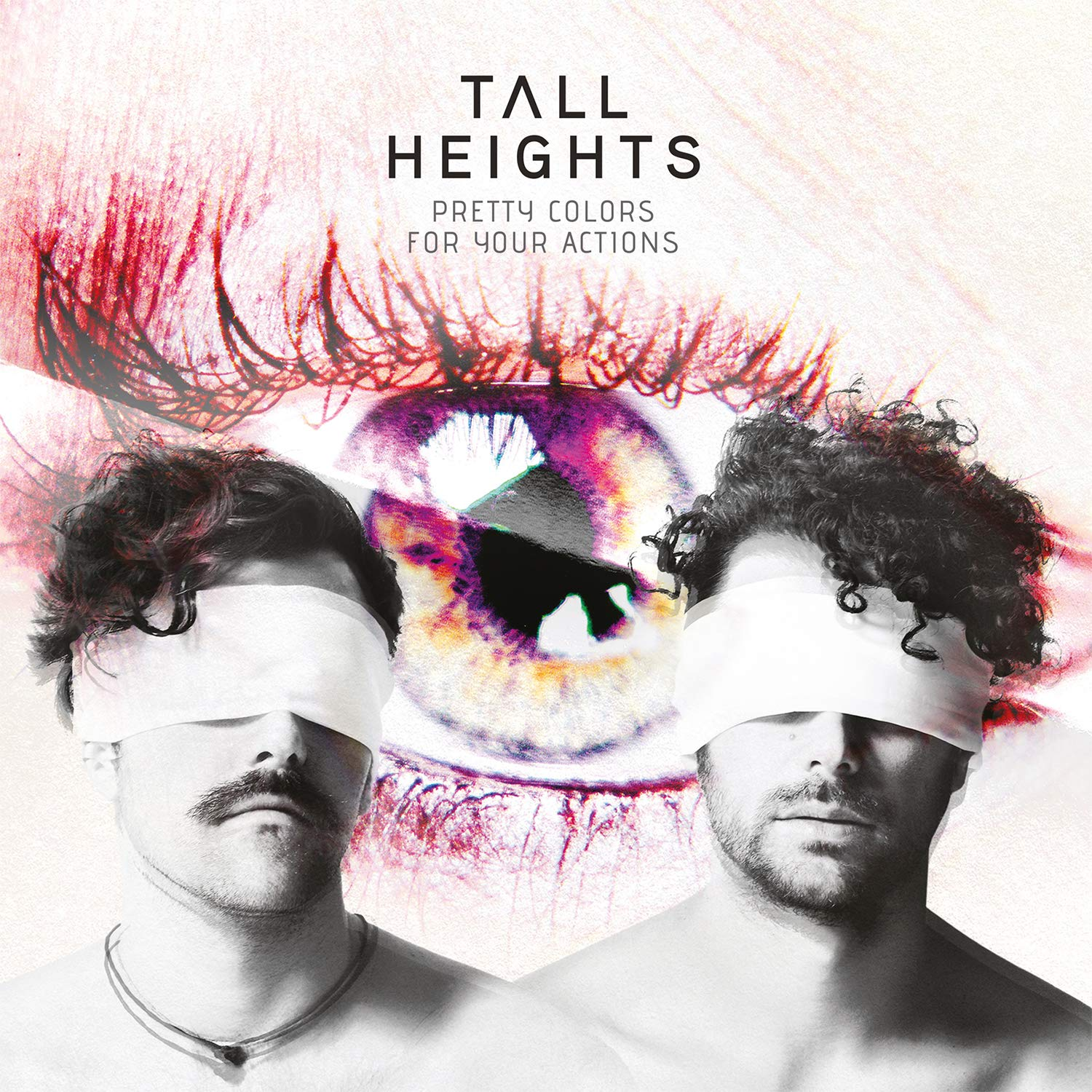 Vinilo : Tall Heights - Pretty Colors For Your Actions (Colored Vinyl, Canada - Import)