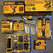 Dewalt Dcb204 2 20v Max Premium Xr Li Ion Battery 2 Pack