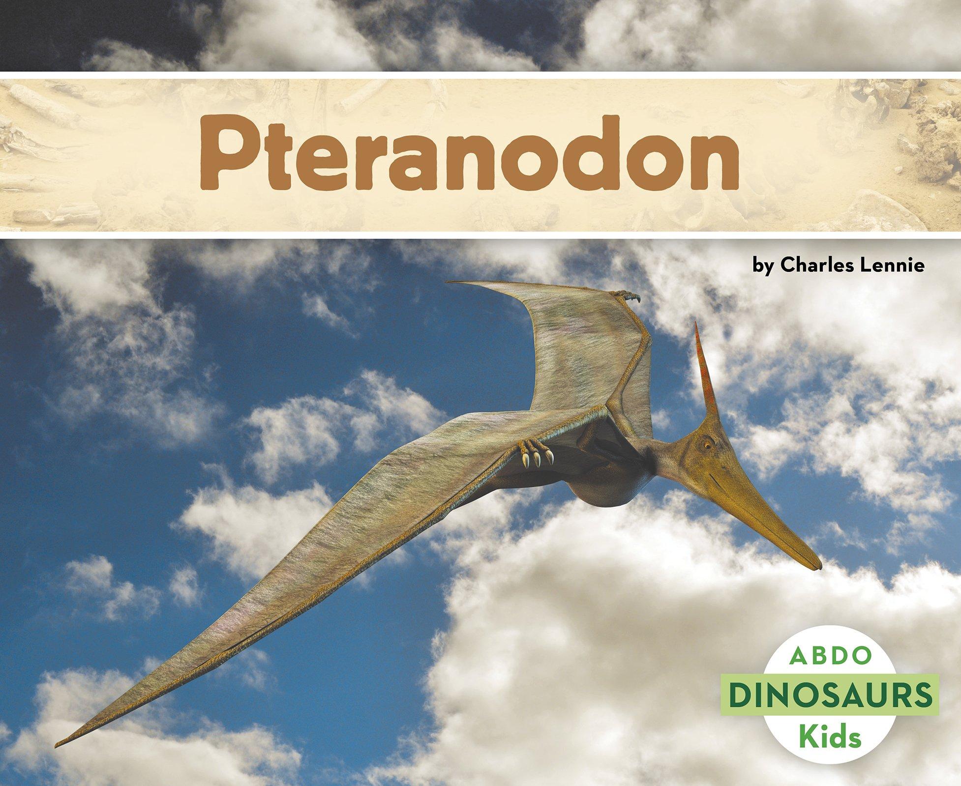 Download Pteranodon (Dinosaurs) pdf epub