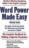 Word Power Made Easy 英文原版 单词的力量 英文单词 英语词汇 [简装] Norman Lewis [平装] Norman Lewis