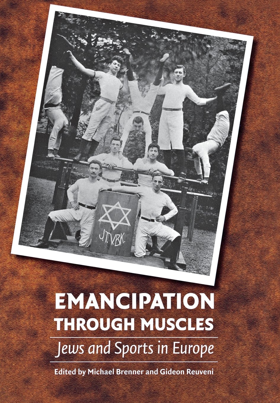 Download Emancipation through Muscles: Jews and Sports in Europe ebook