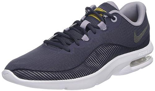 32f22107c44 Nike Men s Air Max Advantage 2 Gridiron M.Pewter Running Shoes-10 UK