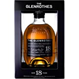 The Glenrothes 18 Year Old Speyside Single Malt Scotch Whisky, 70 cl