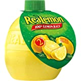 Realemon 100% Lemon Juice, 2.5 oz