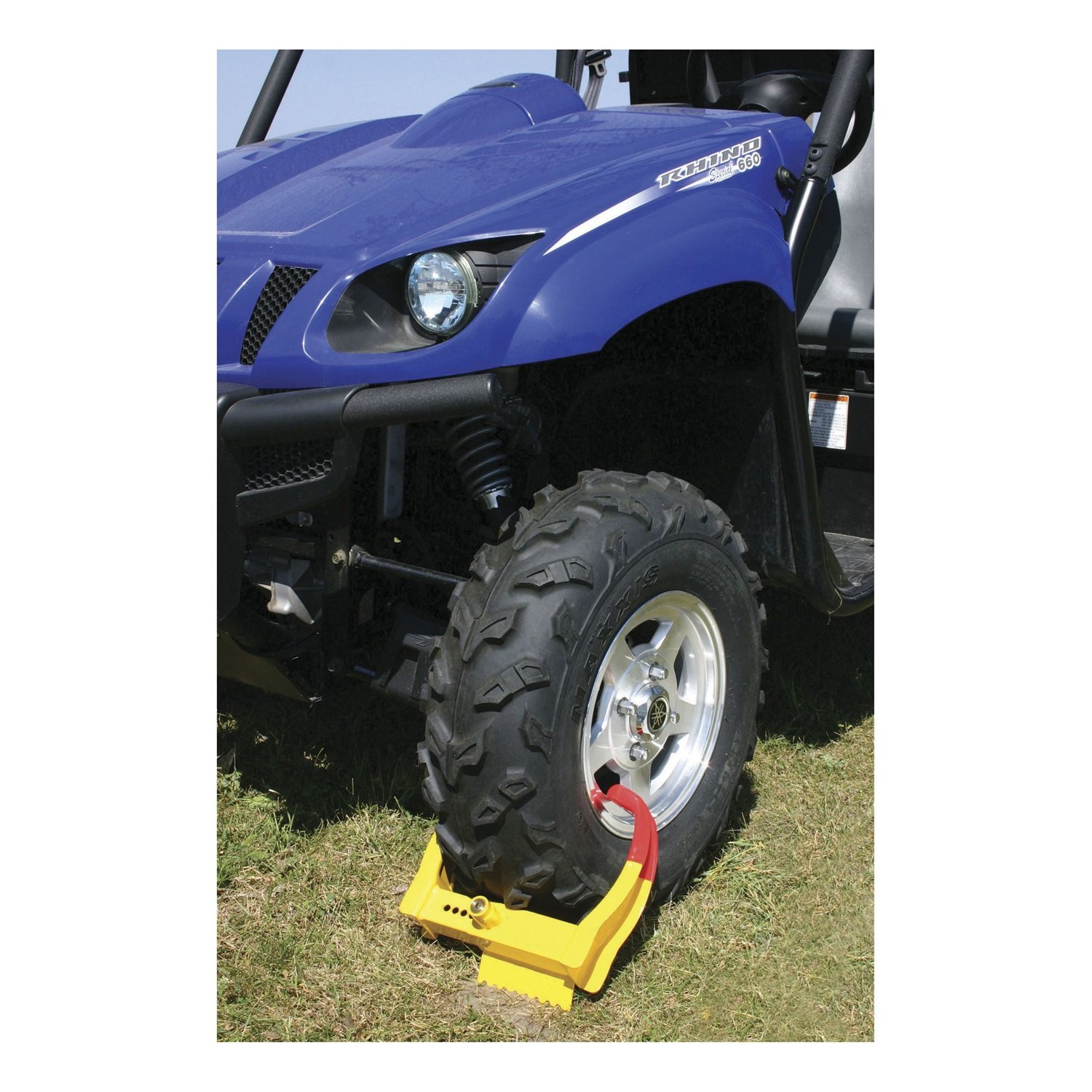 Curt 23175 Wheel Chock Lock