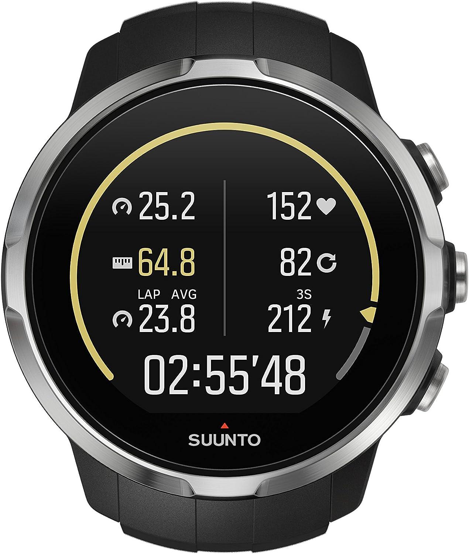 Suunto Spartan Sport HR - Reloj GPS para Atletas Multideporte