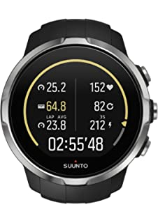 Suunto - Spartan Sport - SS022649000 - Reloj GPS para Atletas Multideporte - Pantalla táctil de