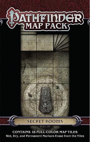 Pathfinder Map Pack: Secret Rooms: Amazon.es: Engle, Jason A.: Libros en idiomas extranjeros
