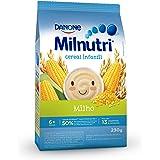 Cereal Infantil Milnutri Milho Danone Nutricia 230g
