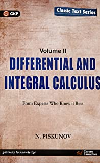 Differential and Integral Calculus [Vol 2]