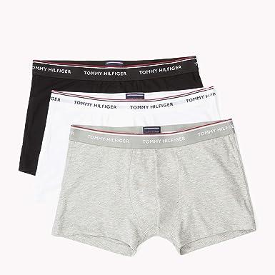 d4ab4a121c247e Tommy Hilfiger 3-Pack Premium Men s Boxer Trunks