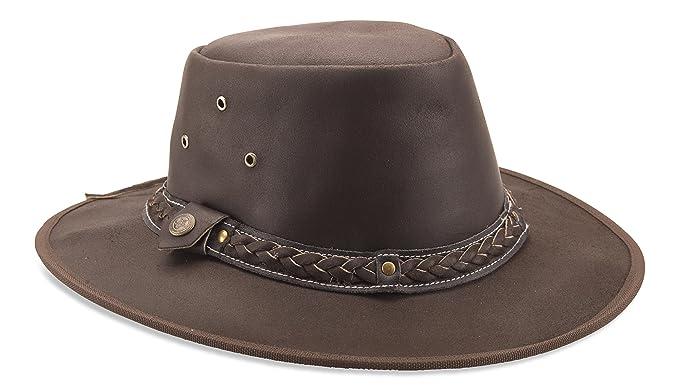 Brunhide 501-300 - Sombrero australiano 192ad703825