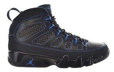 online store 56c02 055e2 Amazon.com | Jordan Air 9 Retro Black Bottom Men's Shoes ...
