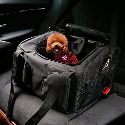 Outstanding Kinbor Dog Booster Car Seat Perfect For Small And Medium Pets Evergreenethics Interior Chair Design Evergreenethicsorg