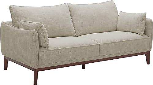 Amazon Brand Stone Beam Hillman Mid-Century Sofa Couch