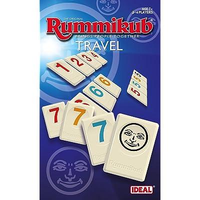 John Adams Rummikub Travel: Toys & Games