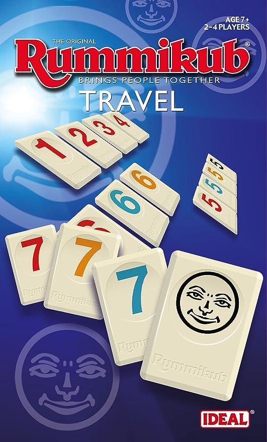 John Adams Rummikub Travel by John Adams: Amazon.es: Juguetes y juegos